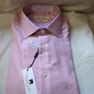 Michael Strahan Wrinkle Free Cotton Stretch shirt
